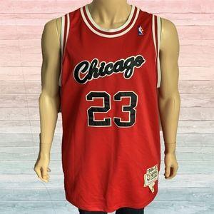 Mitchell & Ness Michael Jordan Bulls Jersey RARE